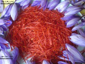 Export of Iranian saffron