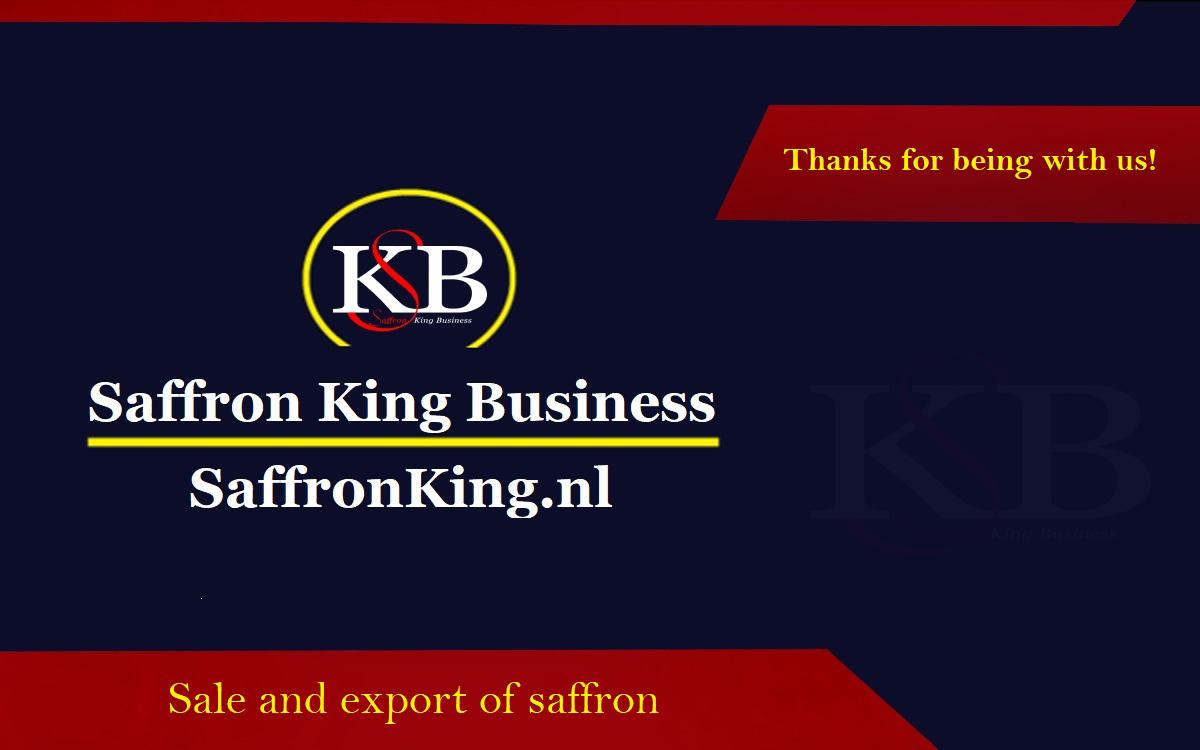 Export quantity of saffron...