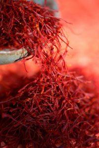 saffron in Afghanistan