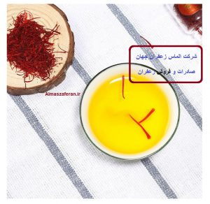 Export of Afghan Saffron