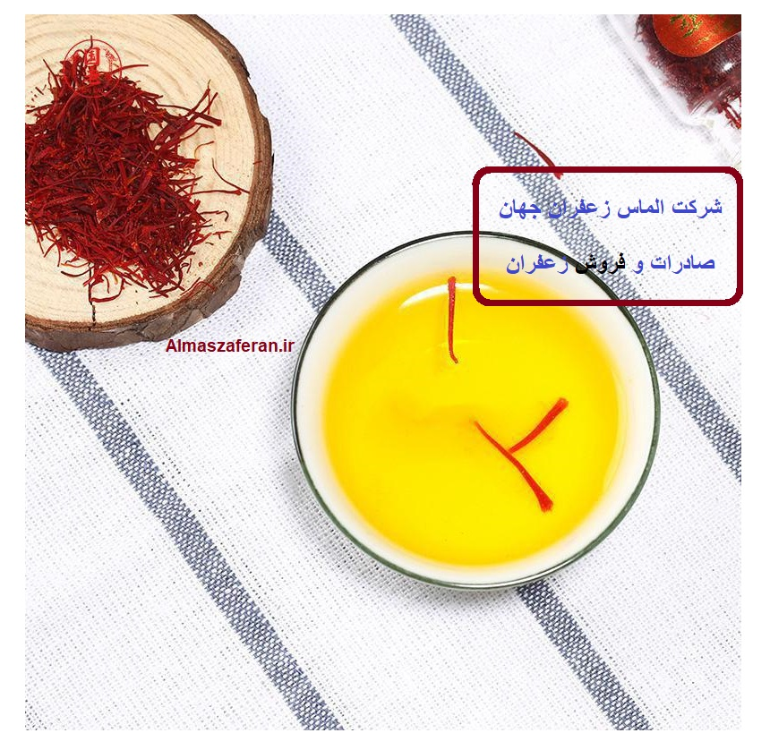 Export of Afghan Saffron