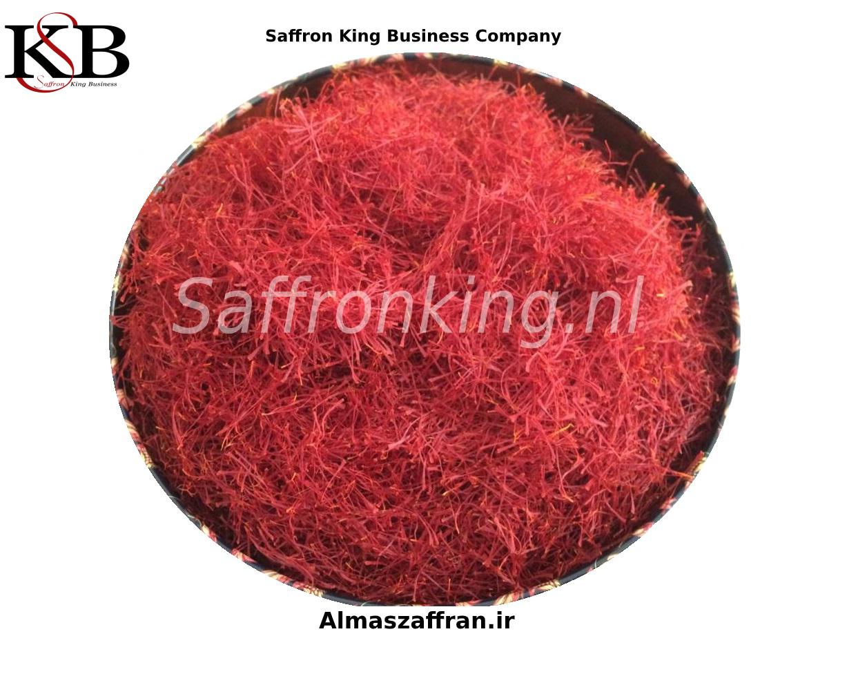 Kauf von reinem Safran pro Kilo auf dem Safranmarkt