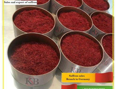 Saffron wholesale in Germany