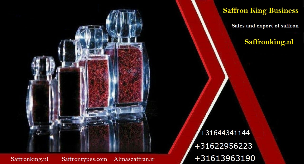 Taste and Quality saffron