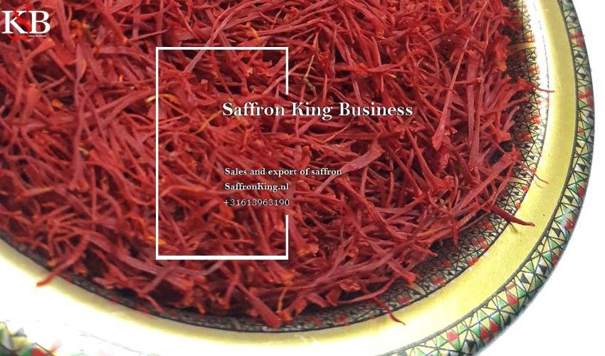 We recommend this saffron
