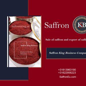 Exporting Saffron to Georgia