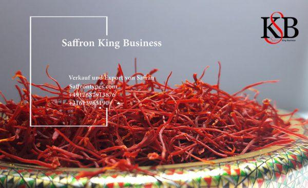 Einige Hindernisse für den Export von Safran nach Pakistan