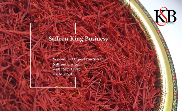 Saffron price in Belgium and Germany
