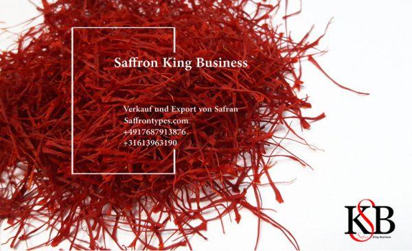 Negin und Sargol Safran bei Saffron King
