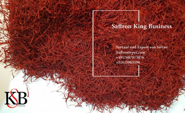 Safran-Großhandelsfirma