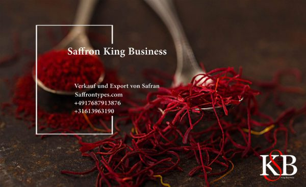 Der Preis von Safran pro Kilo auf dem Markt
