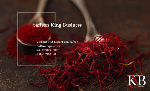 Preis pro Kilo Safran auf dem Safranmarkt