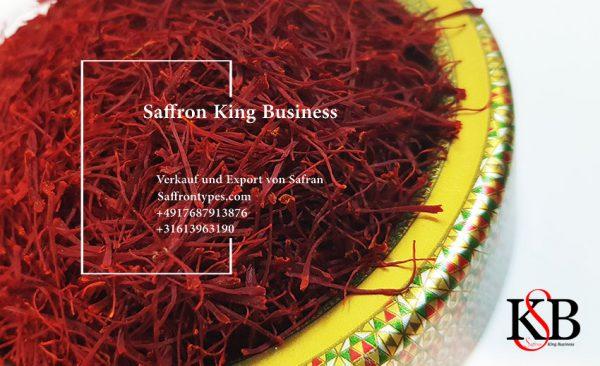 Kaufen Sie Safran bei Saffron King Business