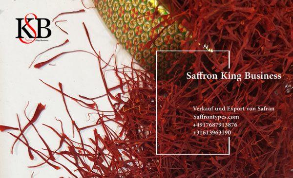 Verkaufspreis von Safran - Safran Großhandel Deutschland