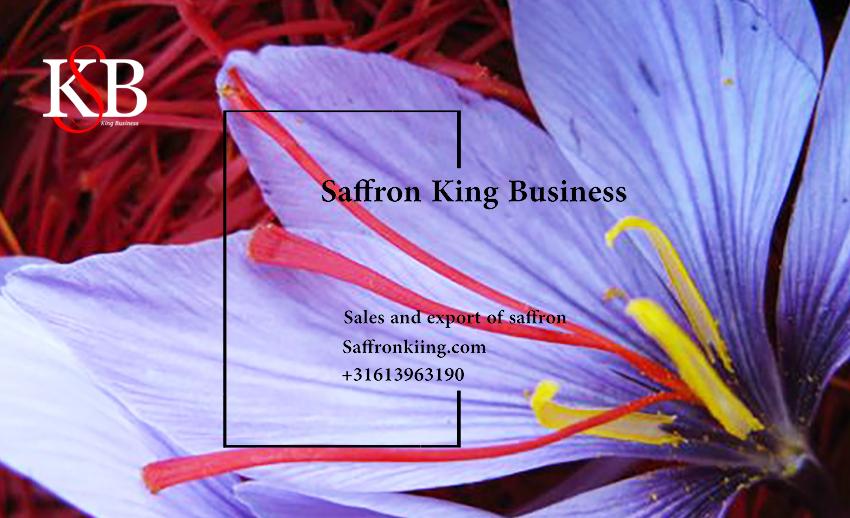 Verkauf von Safran in den Niederlanden und der Preis von Safran