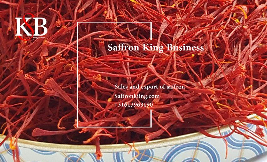 Verkaufspreis von Safran in Rotterdam
