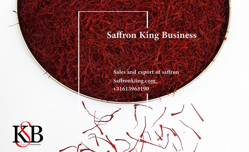 Großhandel mit Safran zum Produktionspreis