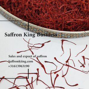 Verkauf von Safran in den Niederlanden und der Preis von Safran 690 €
