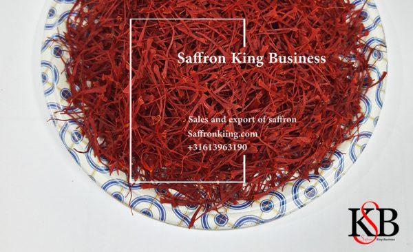 Calculating the price of saffron