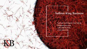Käufer von afghanischem Safran und Safranbauern