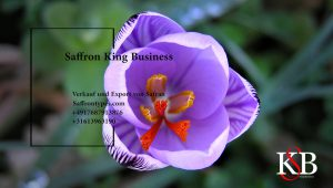 Saffron wholesaler with a diversified customer base