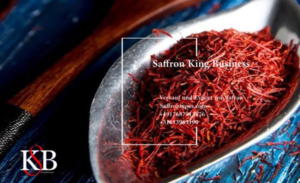 The price of the best saffron