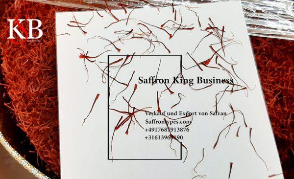 Warum unterscheiden sich die Safran Preise?