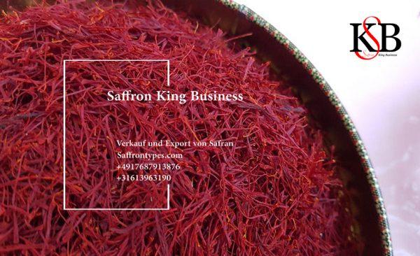 Safran-Großhandelsexportunternehmen