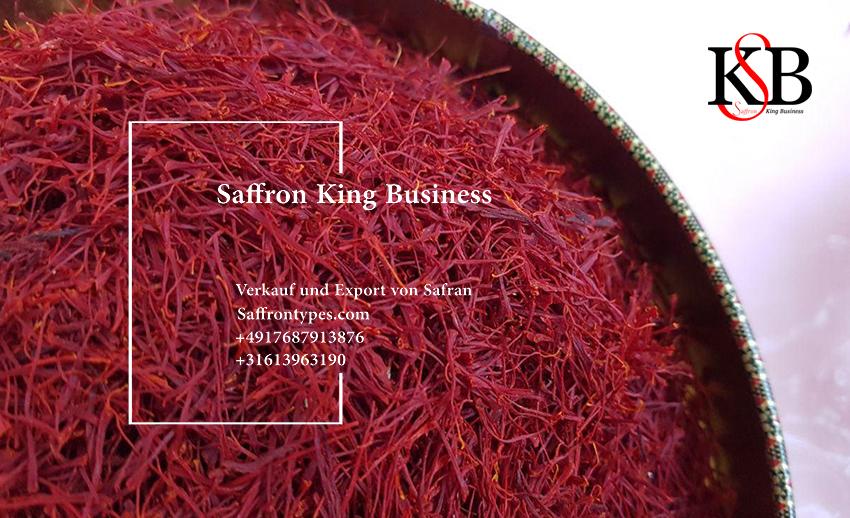 Safran Preis 1kg