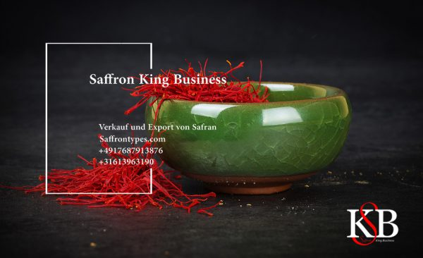 Sales of saffron