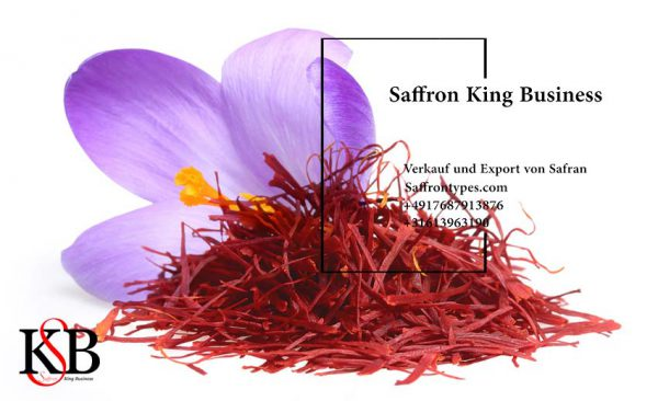 Where does saffron come from ?