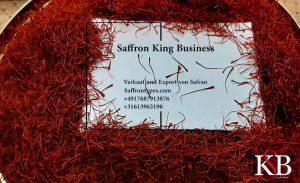 Kaufpreis für Safran bei Saffron King Business
