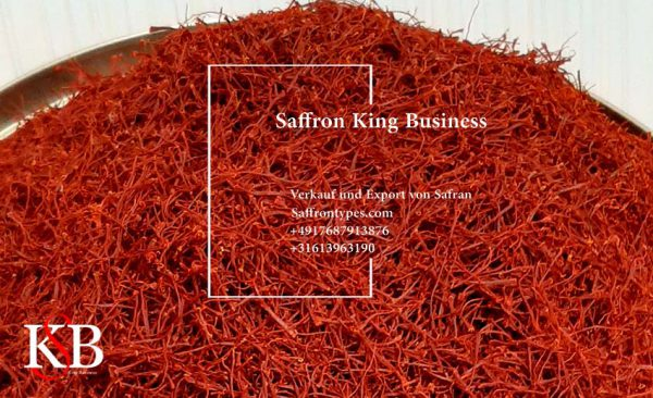 Exporting and sales of saffron