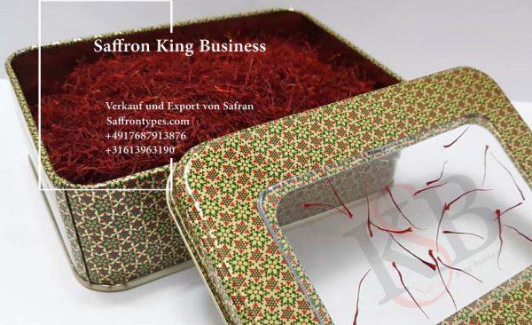 Effective factors on saffron price
