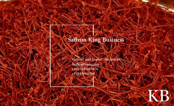 Amount of saffron