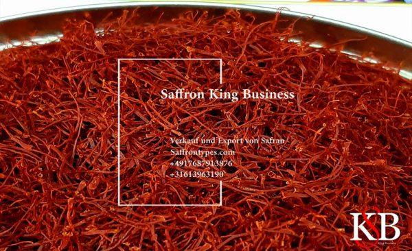 Saffron market in France