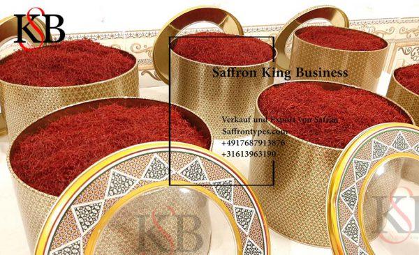Was kostet ein Kilo Safran?