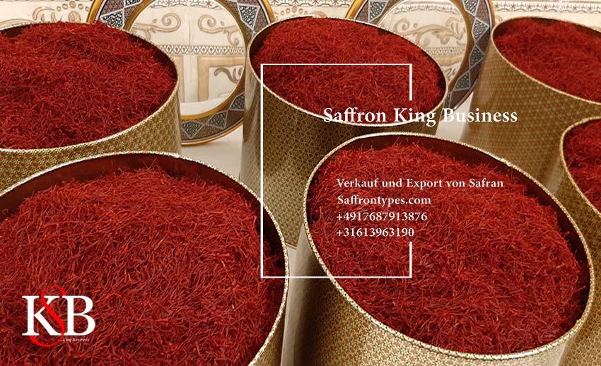 Safran Preis Kg