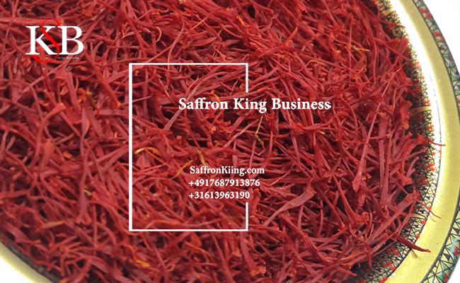 Selling saffron in the store - Saffron Shopping Center