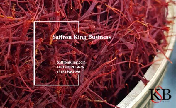 Großeinkauf von Safran für den Export
