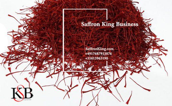 Massenpreise für Safran auf dem Safranmarkt
