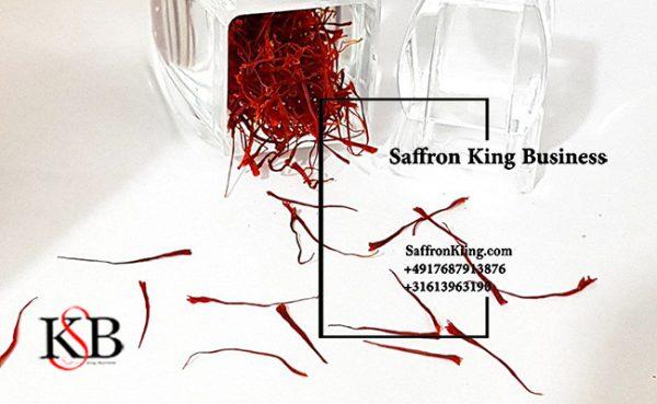 Safran Sorte: Saffron King