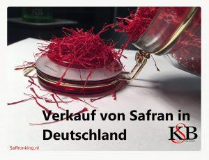 Verkauf von Safran in Deutschland