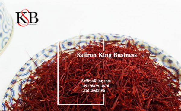 Export von Safran nach Europa