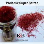 Preis für Super Safran