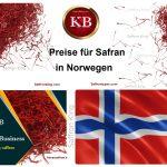 Preise für Safran in Norwegen