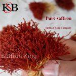 Hervorragende Preisschwankungen bei Safran