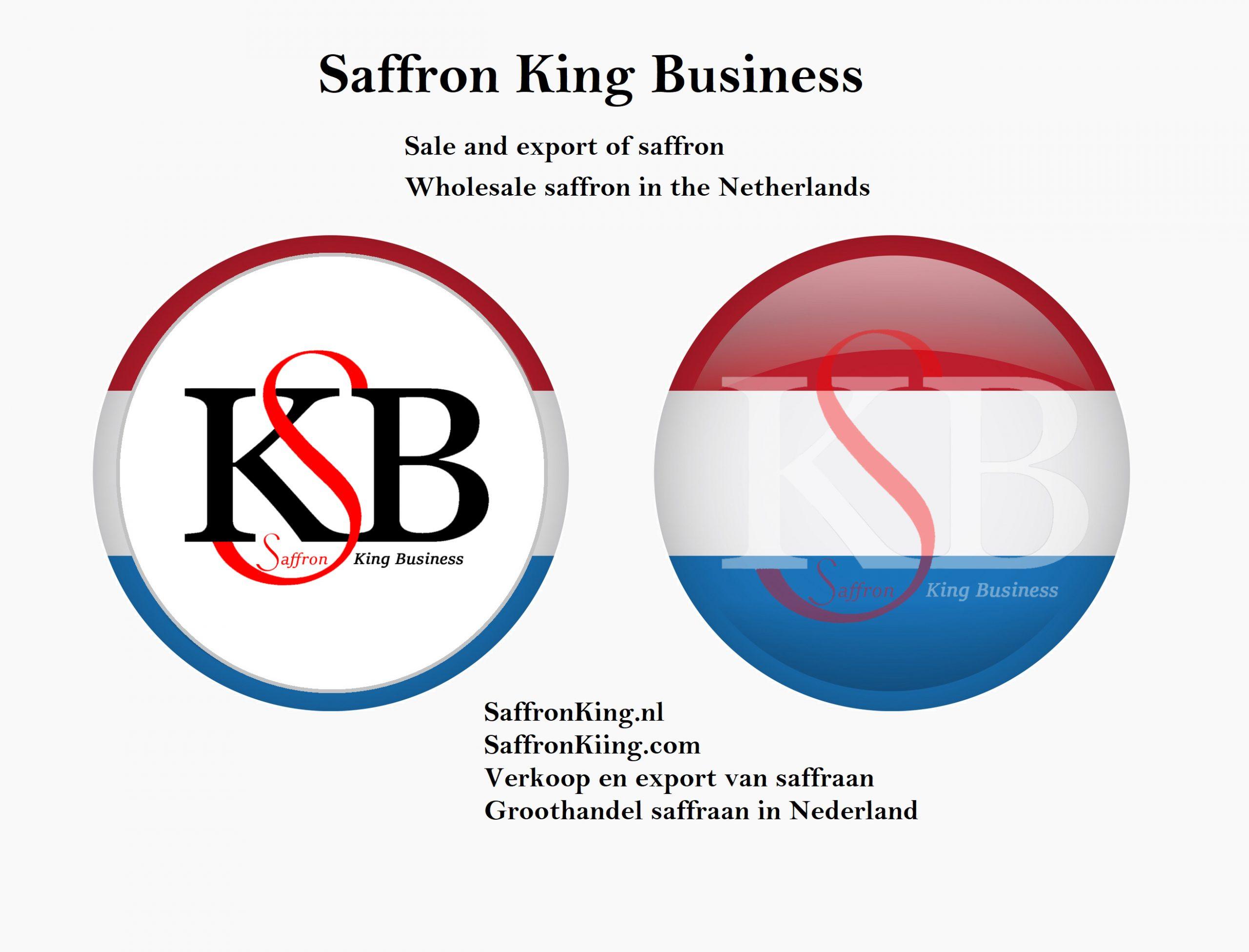 Großer Safran in den Niederlanden und der Preis für Safran