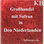 Großhandel mit Safran in den Niederlanden