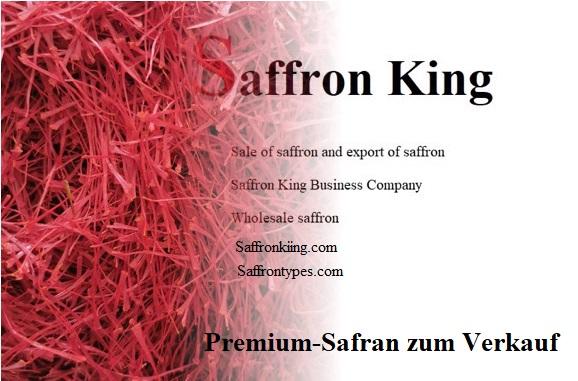 Premium-Safran zum Verkauf